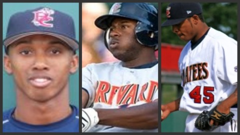 Alcides Escobar, Lorenzo Cain and fellow-former Manatee Jeremy Jeffress were dealt in 2010 for Zack Greinke and Yuniesky Betancourt.